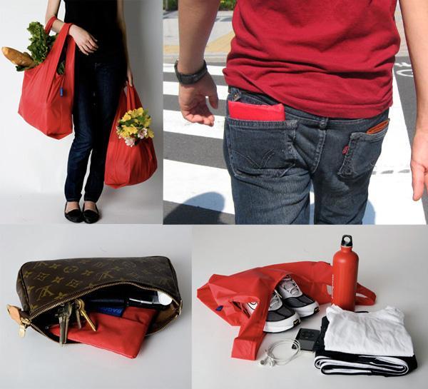 Sopping Bag/ Kantong Belanja/ Tas Pasar/ Plastik Belanja - 0goCPa