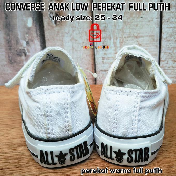 15df18fa5ea1f0848d375d5d068d3728 10 List Harga Sepatu Converse All Star Putih Termurah saat ini