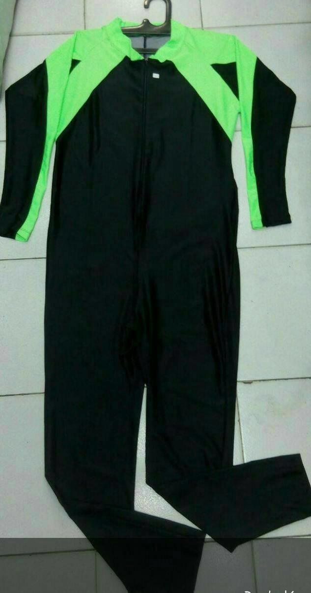 Baju Renang Diving Panjang(SELAM)Dewasa Cewe/Cowo JUMBO 5L - gJOLMA
