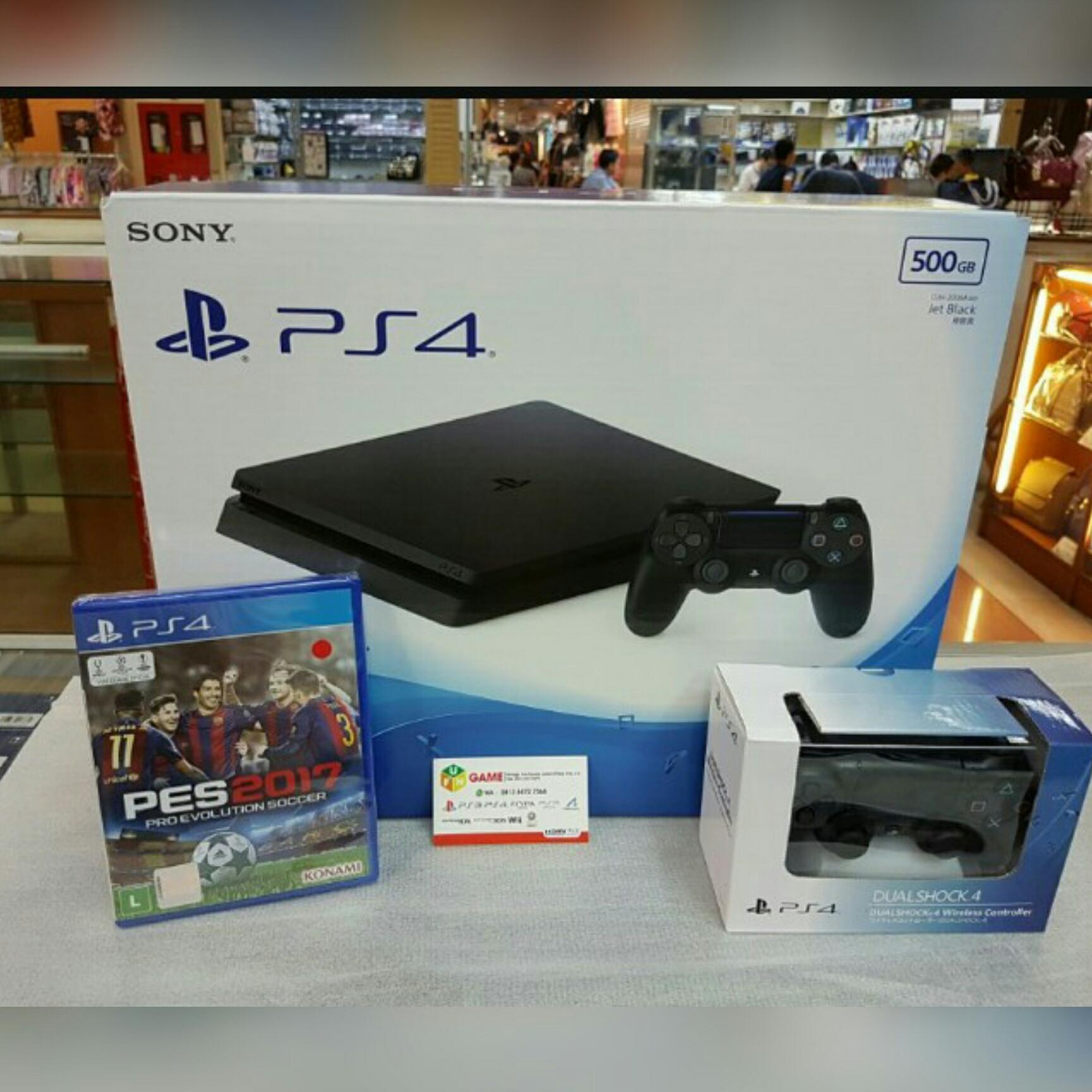 Kelebihan Ps3 Super Slim 500 Gb Terkini Daftar Harga Dan Tempat Sony Playstation 3 500gb Hitam Ps4 Asli Original