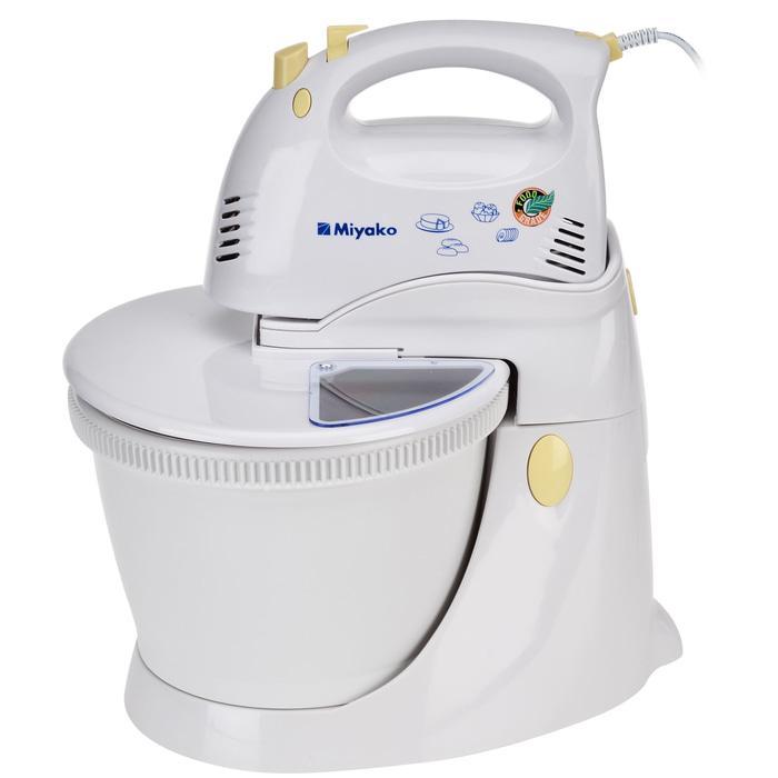PROMO MIYAKO Stand Mixer SM625 - Putih TERLARIS