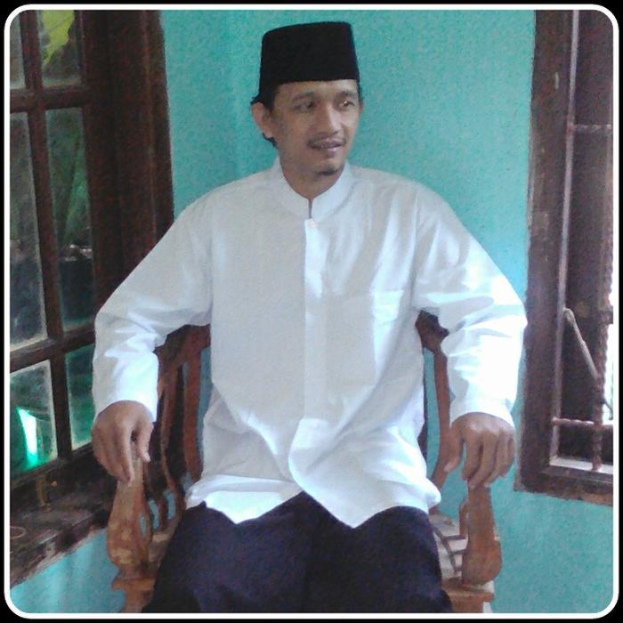 Baju Koko Katun Putih Polos Tanpa Bordir Lengan Panjang | Haji Umroh