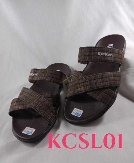 Kickers Slop Sandal Pria Cowok Slop Slip On Berkualitas KCSL01