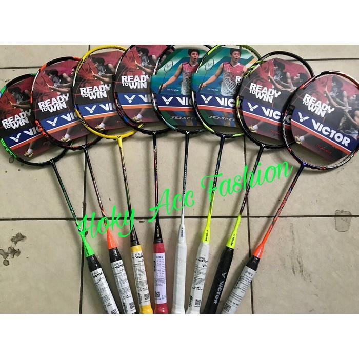 Raket Badminton Grade Super Merk Victor - Minions