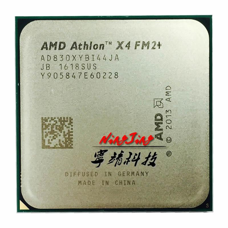 AMD Athlon X4 830 3.0 GHz Quad-Core Prosesor CPU AD830XYBI44JA Socket FM2 +-Intl