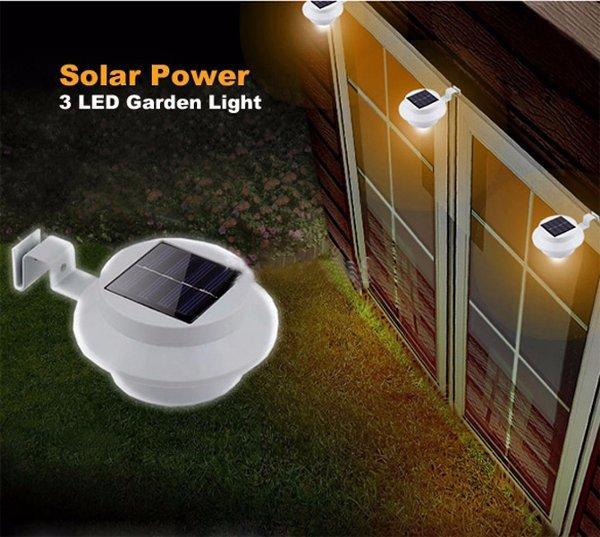 Lampu Pagar Taman Gantung . LED Tenaga Surya