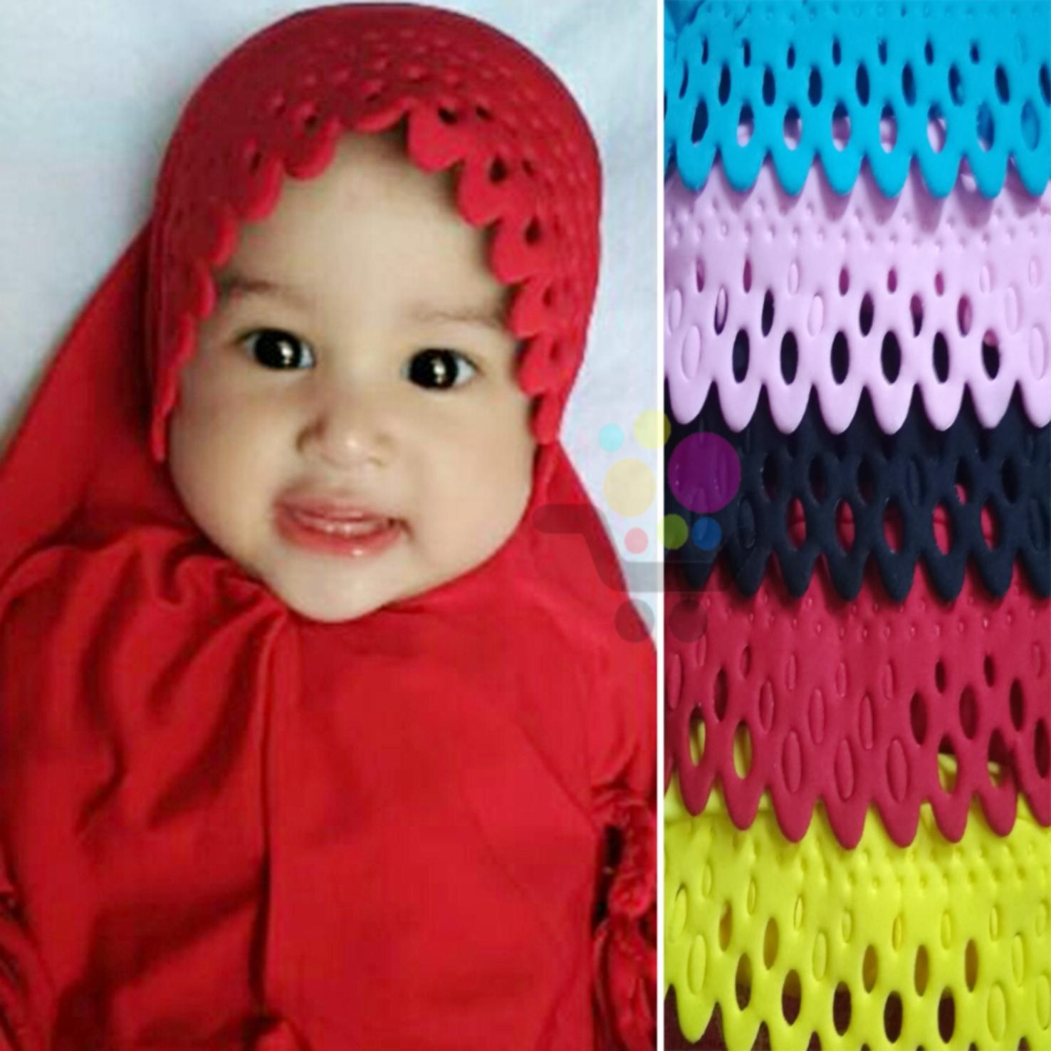 Fitur Hijab Jilbab Anak Bayi Murah Model Gotik Dan Harga Terbaru