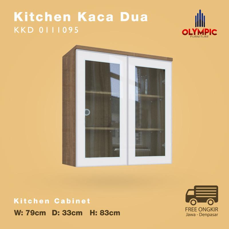 Olympic Kitchen Cabinet Rak Gantung Dapur - KKD 0111095