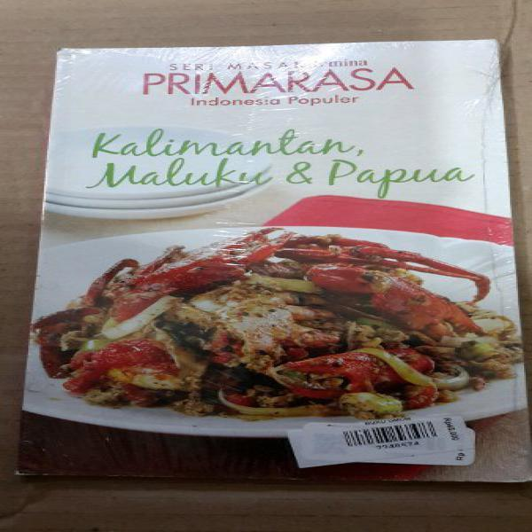 prima rasa. kalimantan Maluku & papua