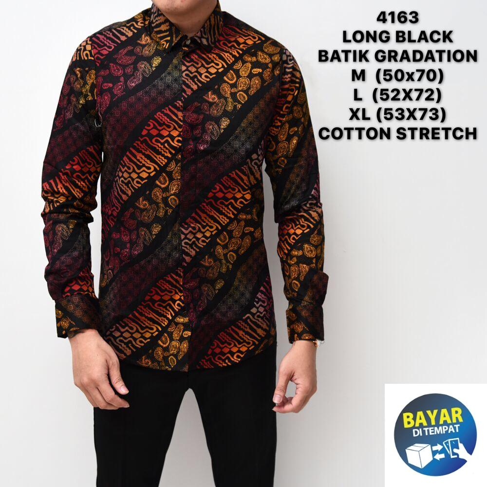 Kemeja batik songket pria murah kemeja pria batik songket distro premium batik  pria aongket 1c72080ee2