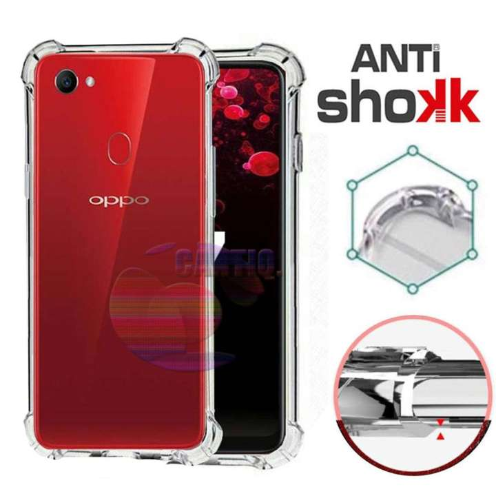 Case Oppo F7 Ultrathin Anti Crack Elegant Softcase Anti Jamur Air Case 0.3mm / Silicone Oppo F7 / Soft Case / Silikon Anti Crack / Case Hp / Case Oppo F7 ...