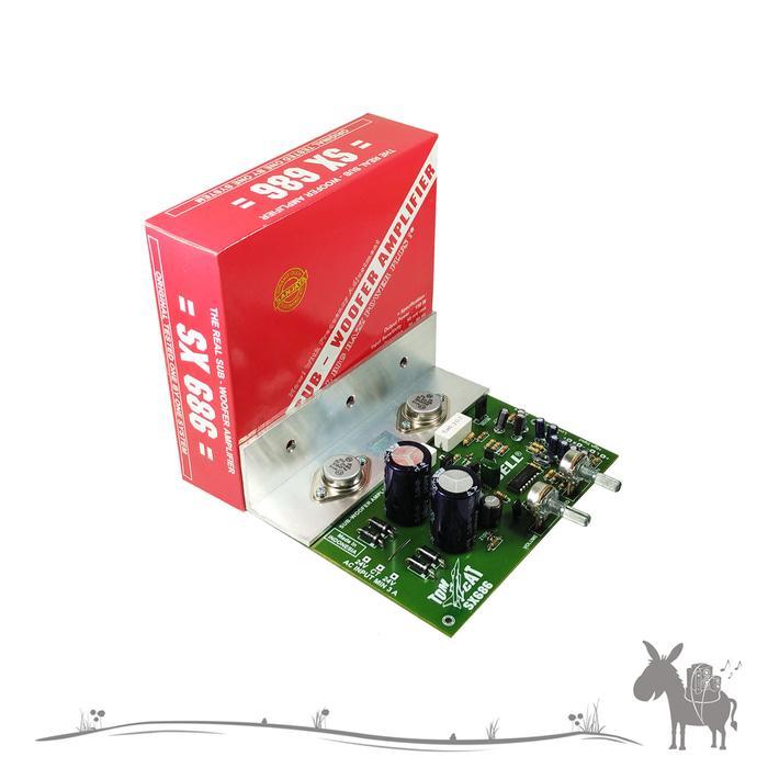Kit Power Amplifier BELL SX 686
