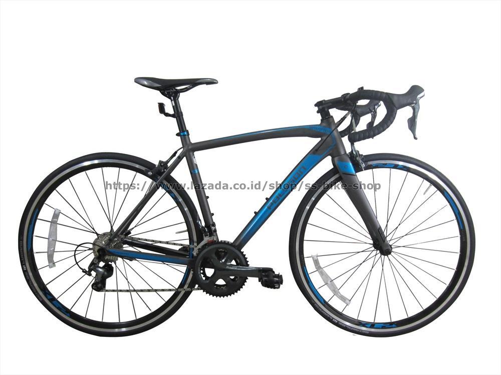 Polygon Sepeda Roadbike Strattos S4 2018