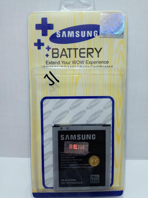 Baterai Batt Batre Battery Samsung Galaxy J1