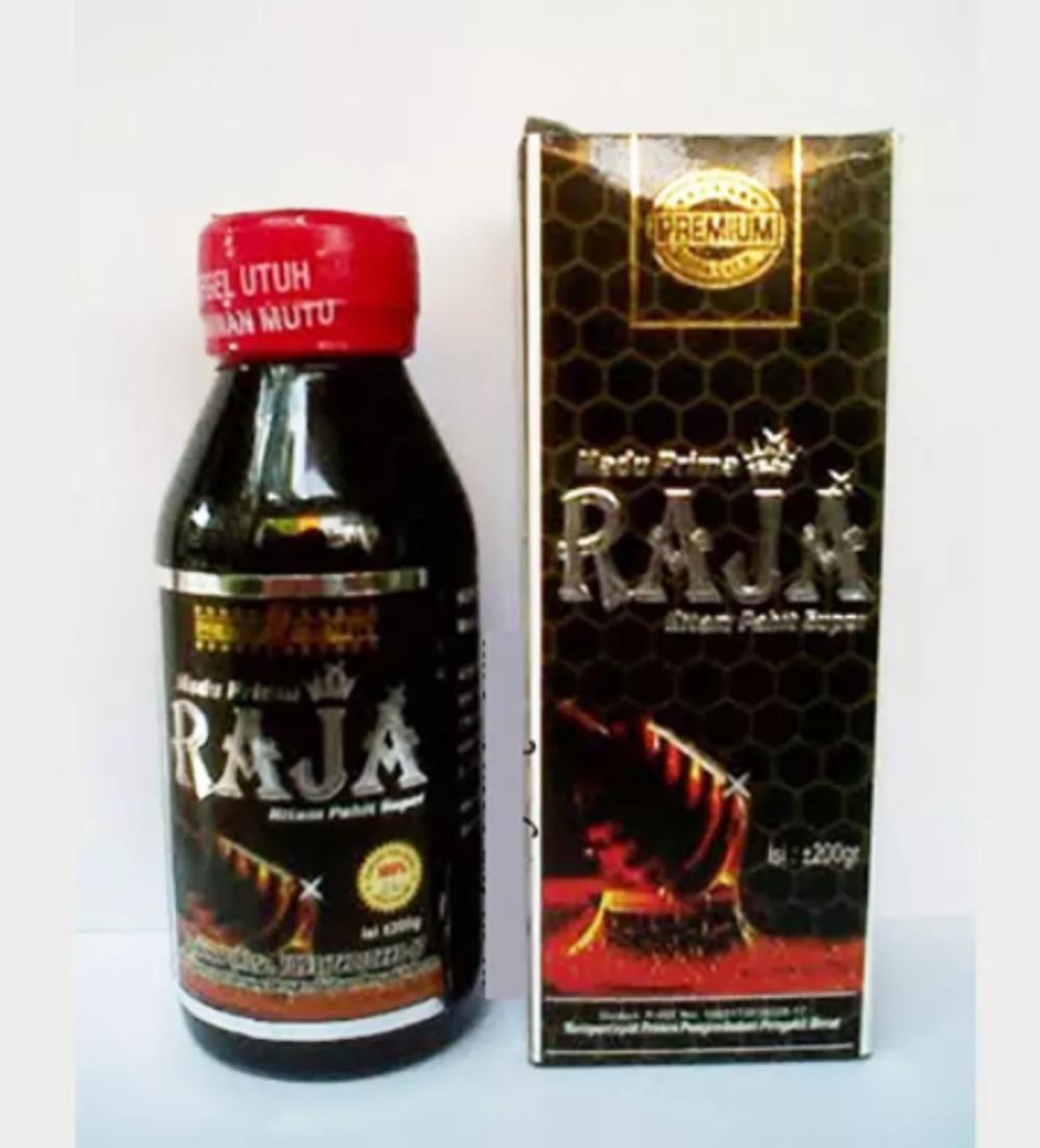 Madu Prima Raja Pahit Hitam Super 200 Gram Obat Darah Tinggi Dan Darah Rendah Herbal Asli Termurah