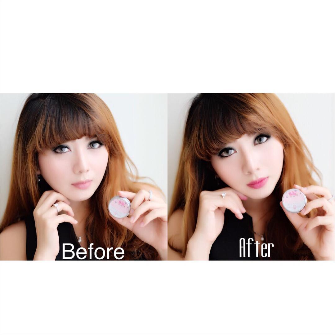 Features Natural Care Lip Balm By Pretty White Bpom Halal Pemerah Nenhong Bibir Original Detail Gambar Alami Asli 100 Mencerahkan Hitam Melembabkan Kering