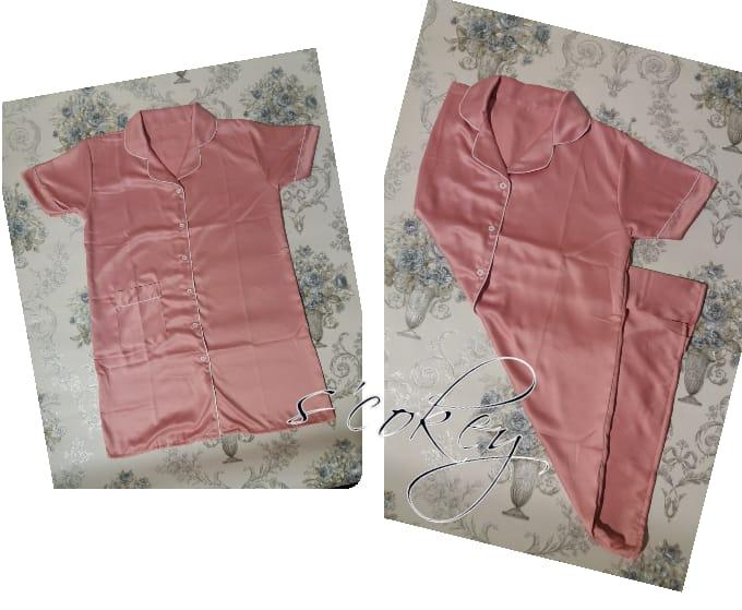 piyama baju bobok piama baju tidur terlaris-baju tidur ter update-s'cokey/ baju tidur/pakaian tidur wanita/ pakaian wanita/ pakaian fashion wanita/ baju piama/ bajua santai wanita.