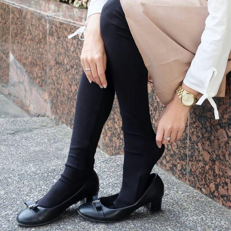 Princess Wardrobe - Legging Wudhu / Legging Muslimah