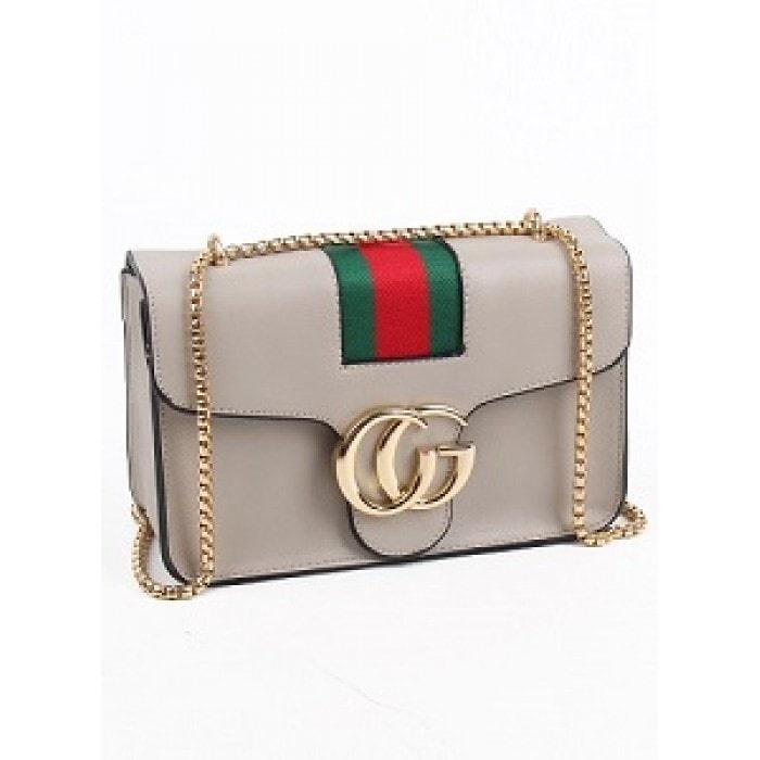 Tas Fashion Import Gucci GG Sylvie Leather Shoulder Bag Murah - MBsqys c5b71ec545