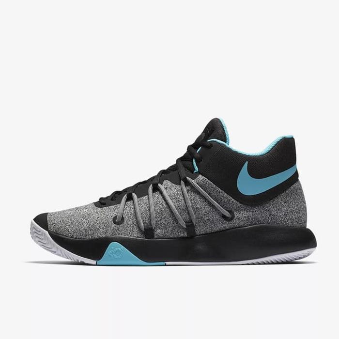 Sepatu Basket Nike Kevin Durant KD Trey 5 V Gamma Blue Original