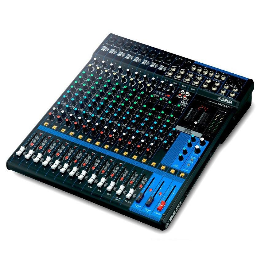 Mixer Audio 16 Channel Yamaha MG16XU