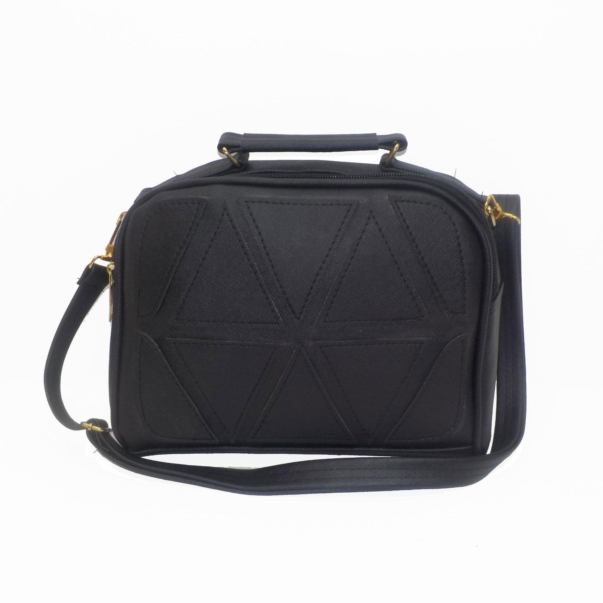 auris tas fashion selempang wanita 254057 [coklat]