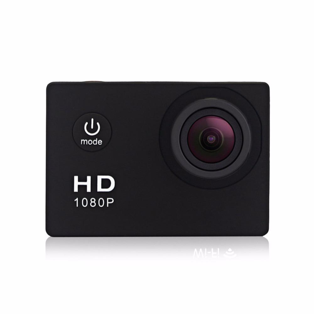 Ngoài trời Chống Nước Thể Thao Camera Hành Động, 720 P HD Đi Xe Đạp Mini Kỹ Thuật Số Camera Xe Hơi Xe Đạp ĐẦU GHI HÌNH Ghi Monopod Nhật Bản