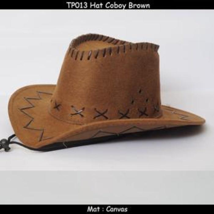 Topi fedora cowboy tali lebar harga grosir