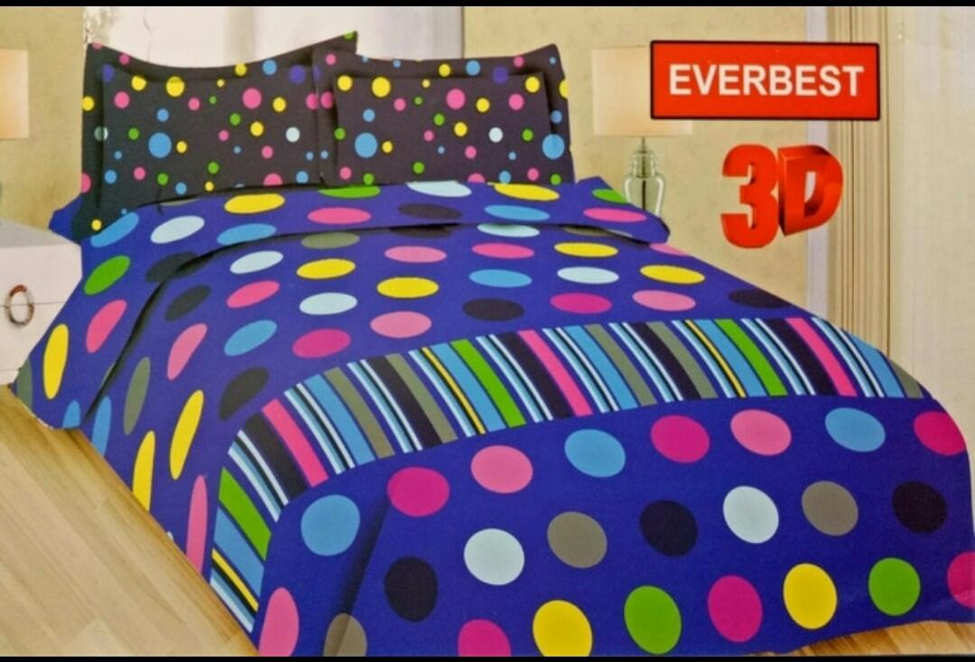 Seprei Bonita Everbest 3D King 180x200