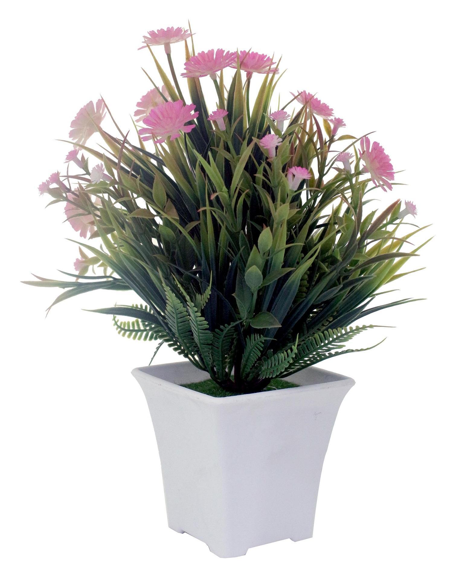JYSK Tanaman Palsu ARTIFICIAL PLANT 17D038 8X8XH24CM