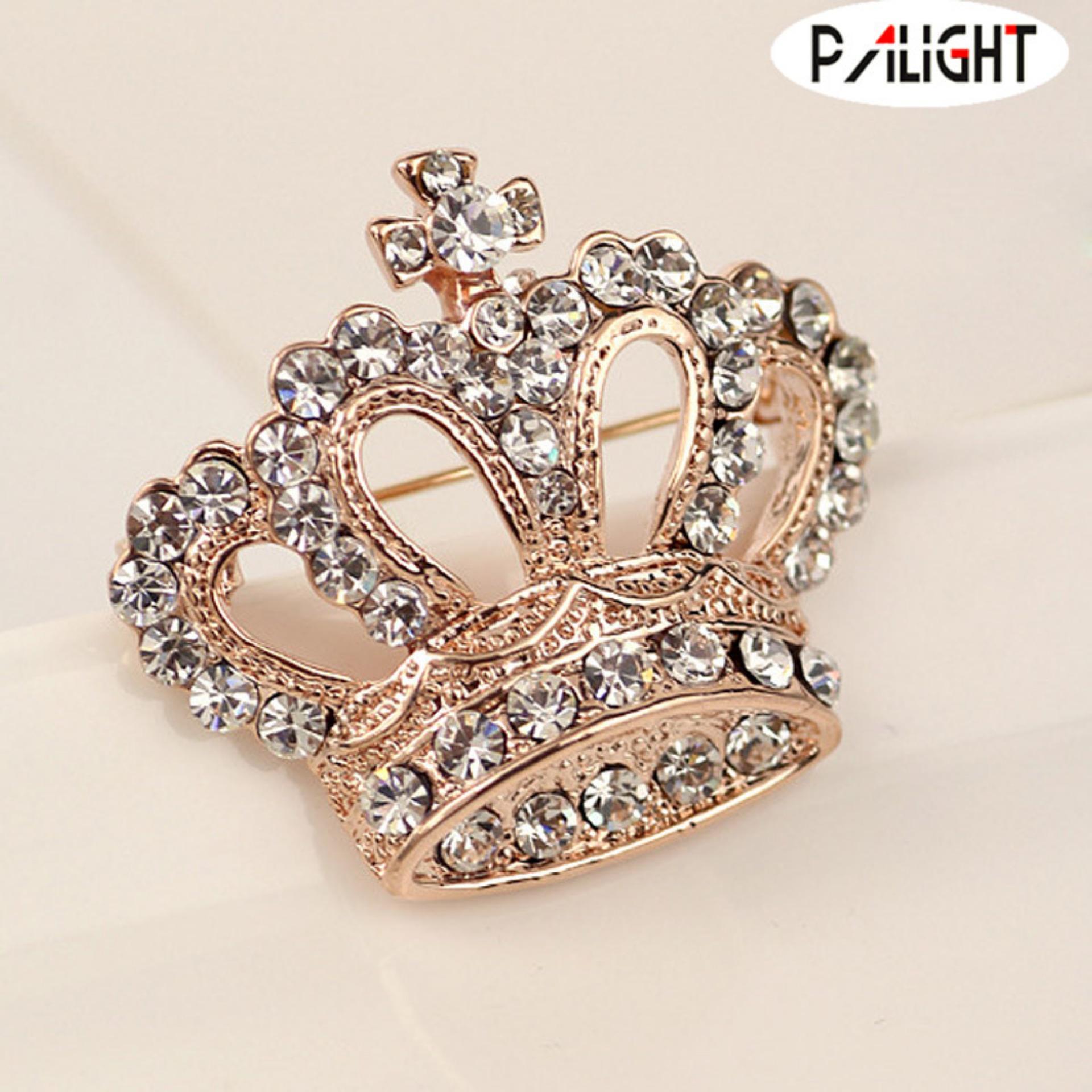Fashion Wanita Bros Diamond Bentuk Mahkota Gaun, Jadilah Yang Pertama Mengulas! By Palight.
