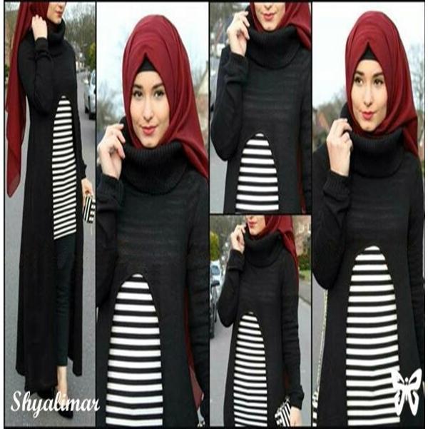 J&C Setelan Shyalimar Hijab 4In1/ Setelan Wanita / Celana Muslim / Setelan Maxi / Setelan Baju Muslim / Setelan Muslim / Hijab Fashion / Hijab Style / Blouse Muslim / Baju Celana Muslim / Setelan 2 in 1 / Batik Muslim