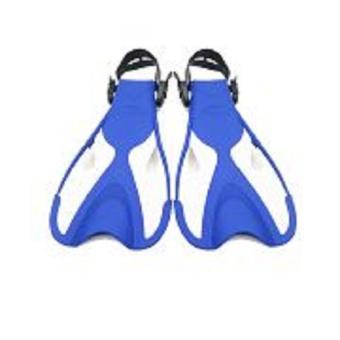 Bandingkan Toko Trait-tech Training Fins Snorkeling Foot Flipper Diving Fins Swimming Equipment For Adult/Kids sale - Hanya Rp317.485
