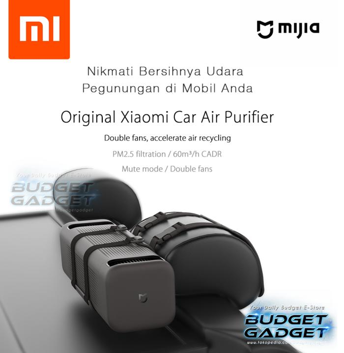 Xiaomi Car Air Purifier Original - Penjernih Udara Mobil