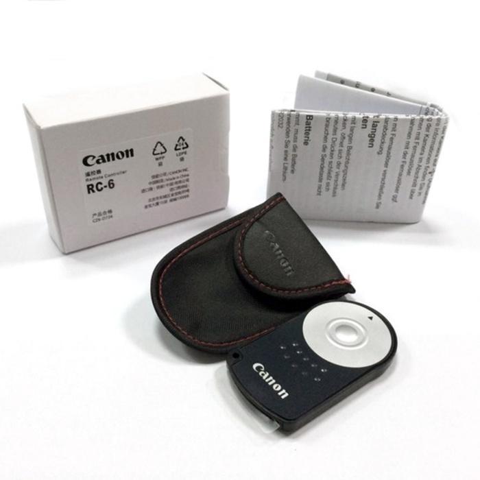 RC-6 Wireless Remote Control for Canon
