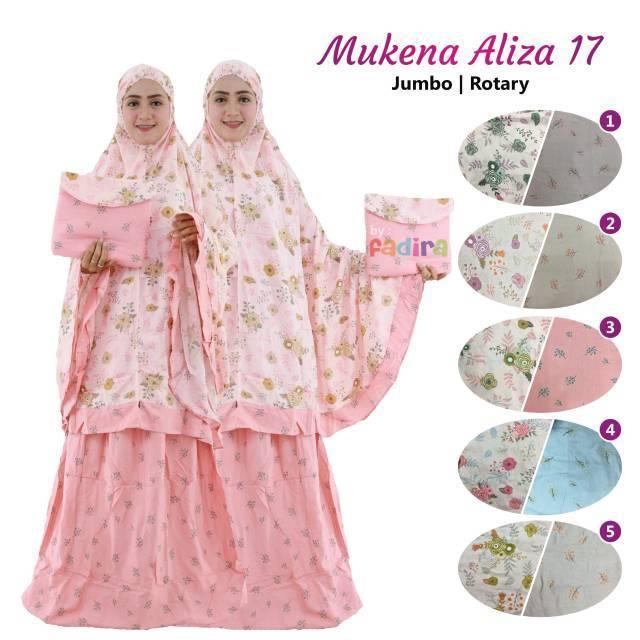 Mukena Aliza 17