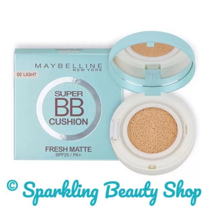 Diskon Maybelline Super Bb Cushion Fresh Matte
