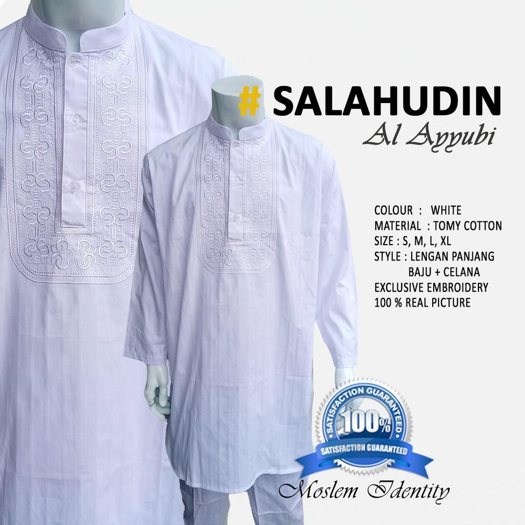 Baju Koko Pakistan, Baju Koko Artis, Baju Koko Putih, Kurta, Perlengkapan Haji dan Umroh S-SHD M
