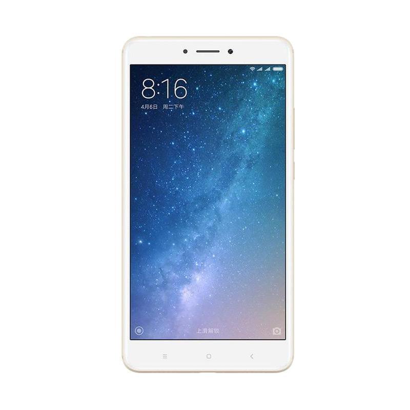 Xiaomi Mi Max 2 Smartphone - Gold [128 GB/4 GB]