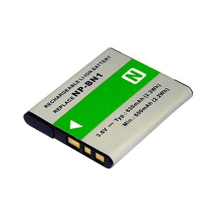 Baterai Kamera Sony Cyber-Shot NP-BN NP-BN1 DSC-J20 (OEM)