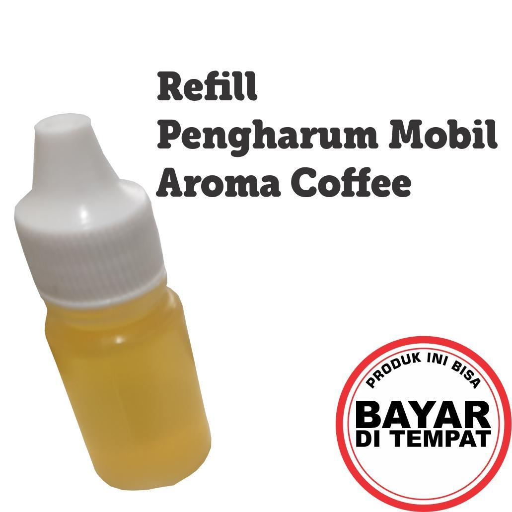 COD - Refill Pengharum Coffee Aroma Kopi Segar Reffil
