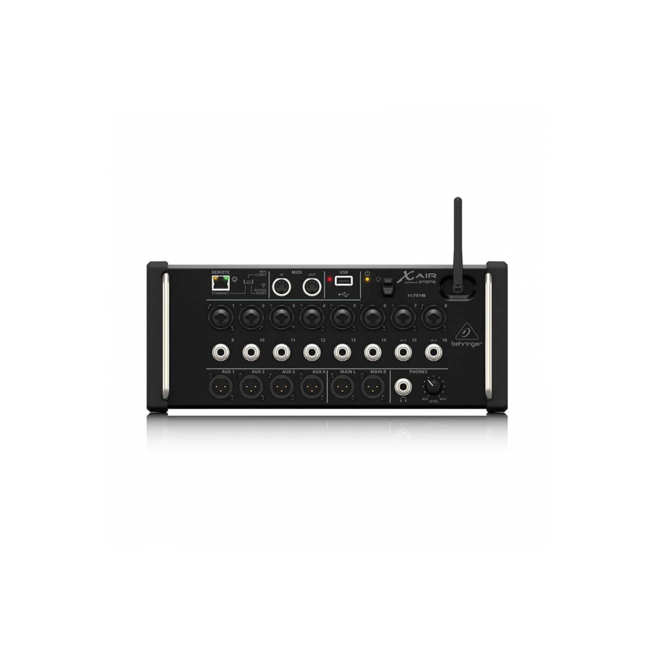 Behringer X Air XR16 Digital Mixer Audio With WiFi