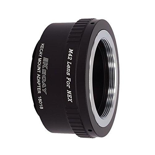 Harga xcsource mount adapter for pentax m42 m 42 lens to samsung nx camera nx5 nx10. Source · M42-FX