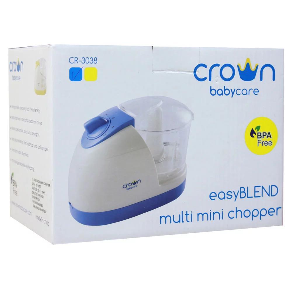Crown Mini Chopper - Blender Makanan Bayi