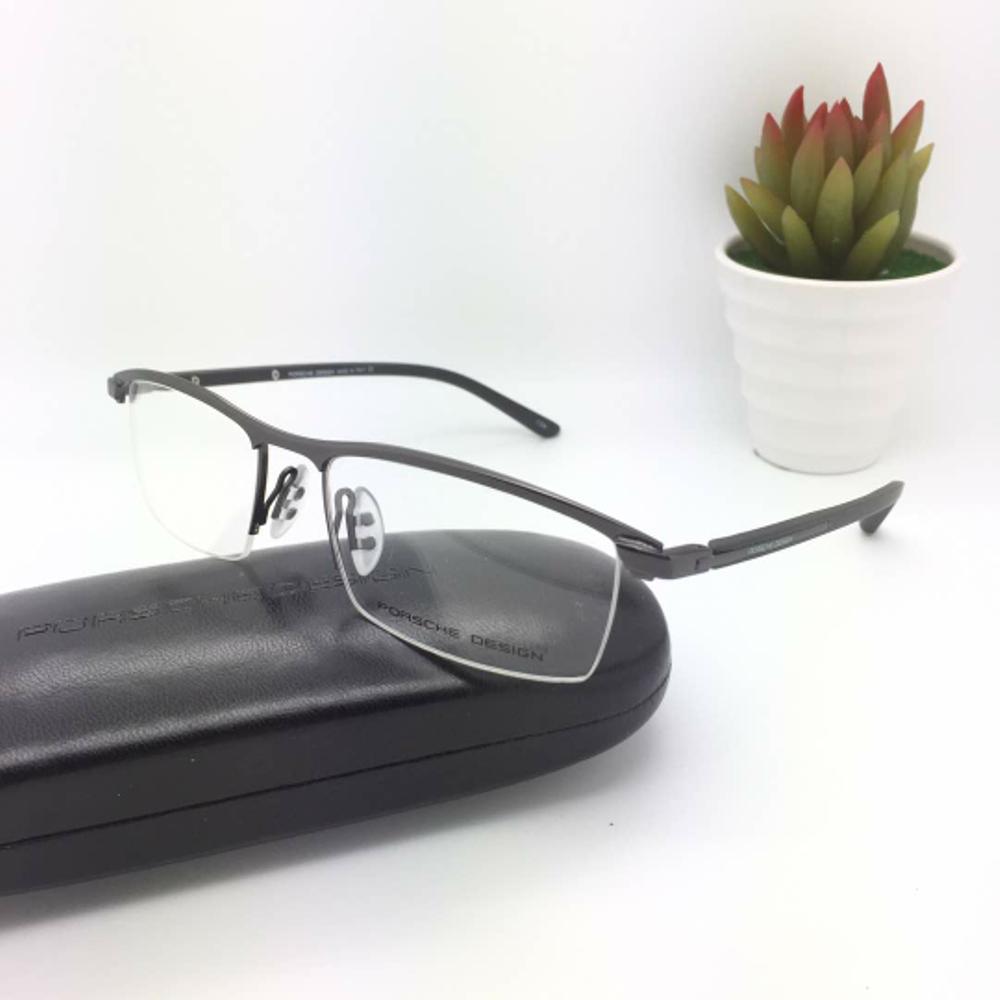 Frame Kacamata Trendy Kaca mata Terbaru PORCHE 8286 Kacamata Pria Kaca mata  Anti Radiasi Kacamata Minus 60e4fa6de8