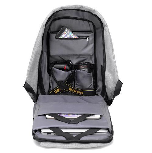 Tas Model XD Design Backpack Anti Theft / Tas Punggung Anti Maling