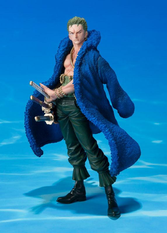 Figuarts ZERO Roronoa Zoro - ONE PIECE 20th Anniversary ver. [Limited Offer]