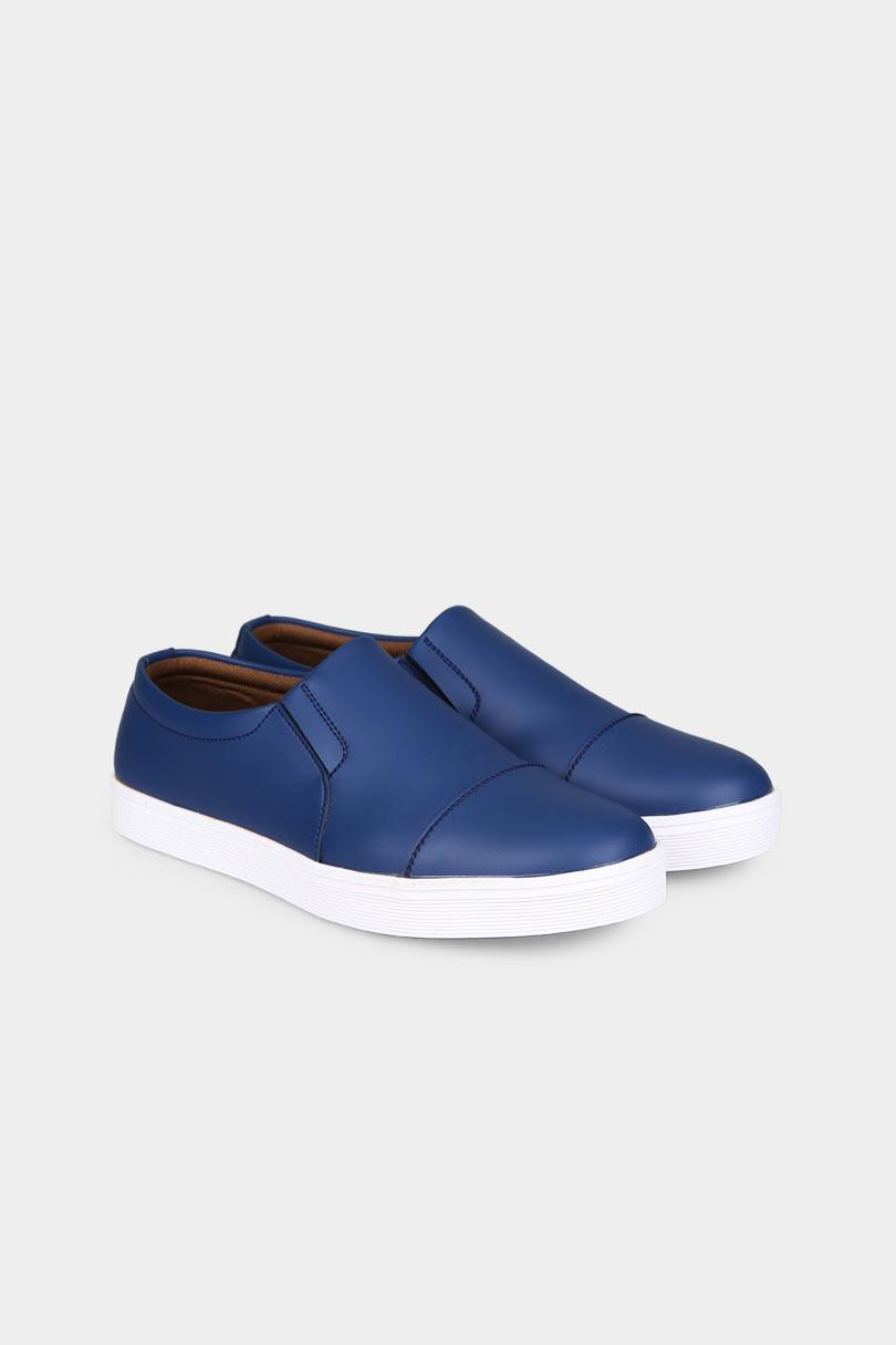 Yongki Komaladi Slip On & Loafers Fashion Pria Nub207728 Navy