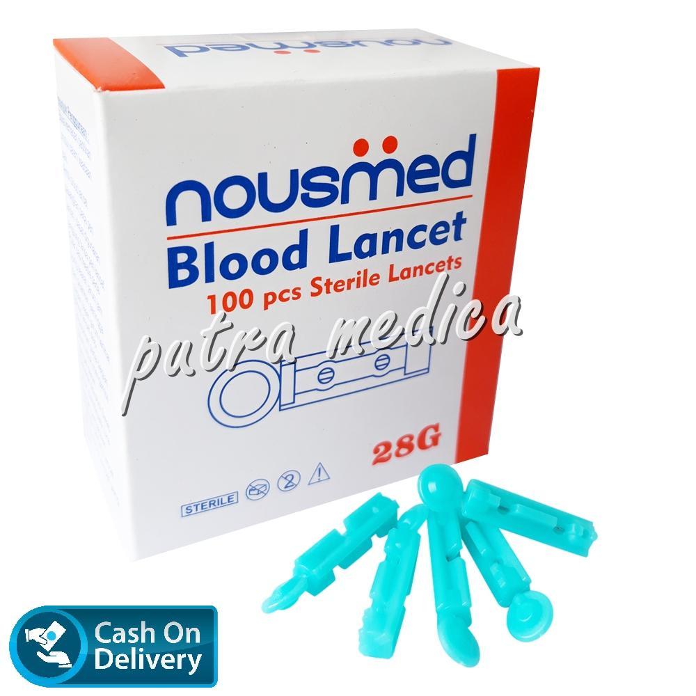 Buy Sell Cheapest Baba Pulpen Bekam Best Quality Product Deals Samora 12 Pcs Premium Alat Putra Medica Nousmed Blood Lancet Jarum Isi 100