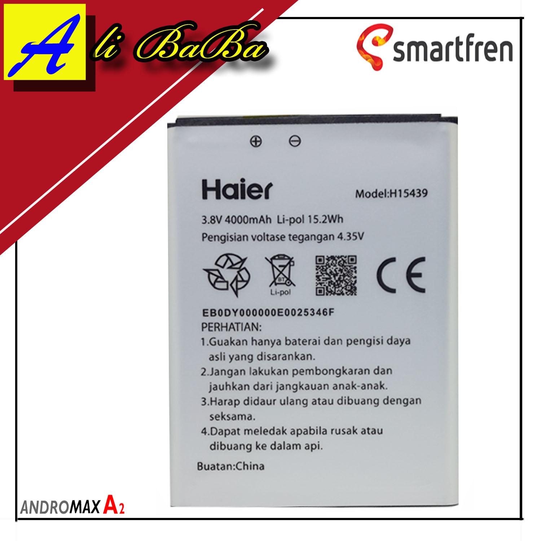 Baterai Handphone Smarfren Andromax A2 4G LTE H15439 Battery HP Andromax A2 Batu Batre SMart HP